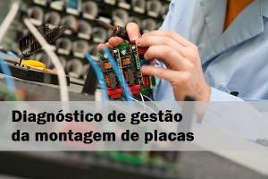 gestão montagem de placas