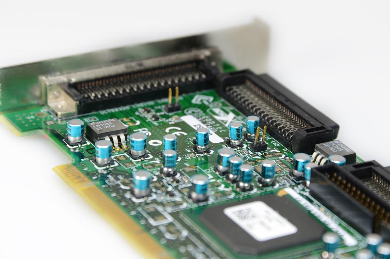 design de PCBs