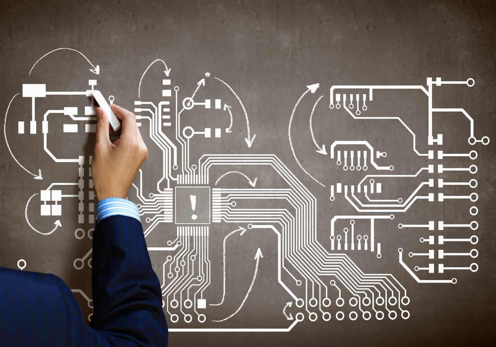 como testar placas eletrônicas